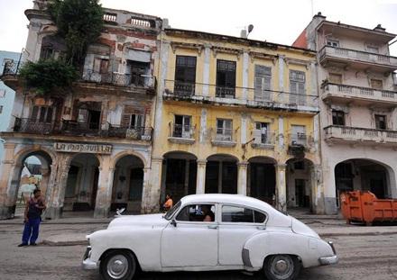 Casa en Cuba