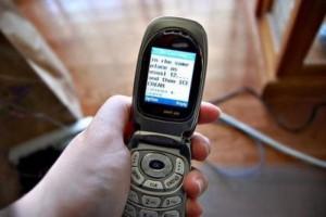 celular sms mensaje texto