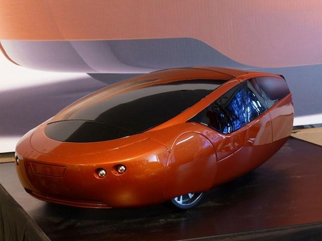 Auto impresion 3D