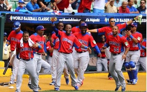 Dominicana jugadores