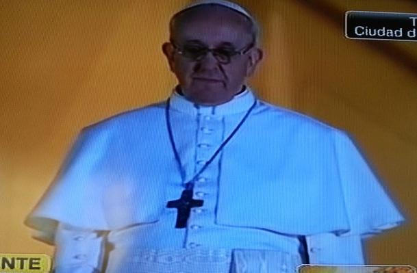 El papa nuevo
