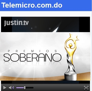 Premios Soberano en Vivo