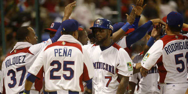 dominicana equipo pelota