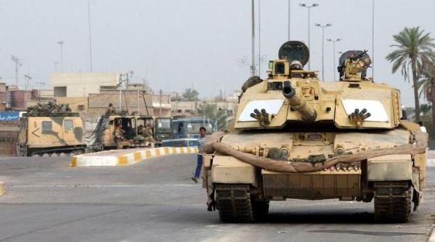 irak guerra: