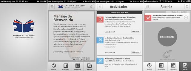 Feria del Libro rep dom app