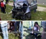 Accidente Tamara Martinez