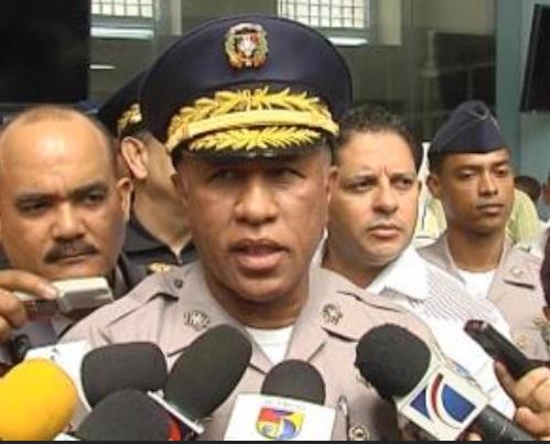 Jefe de la Policia
