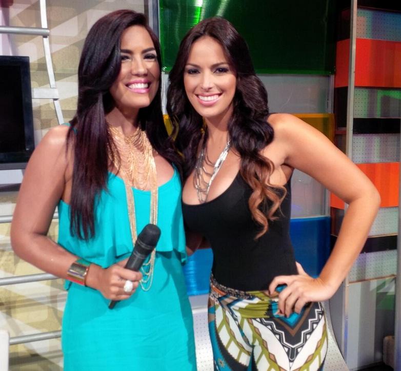 Ibelka y Ana Carmen