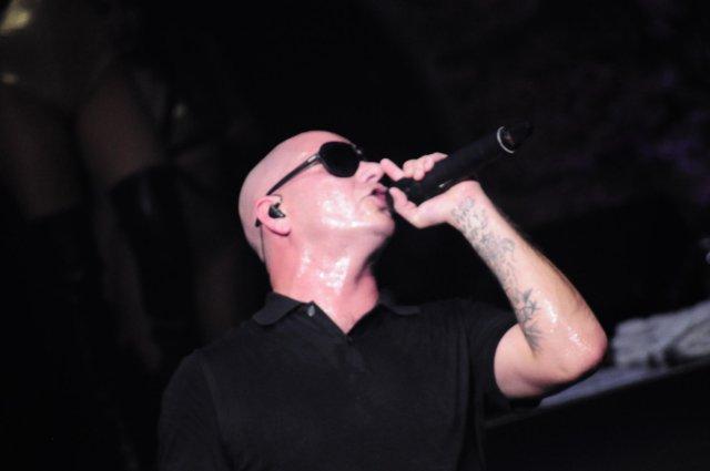 Pitbull en Altos de  Chavon (7)