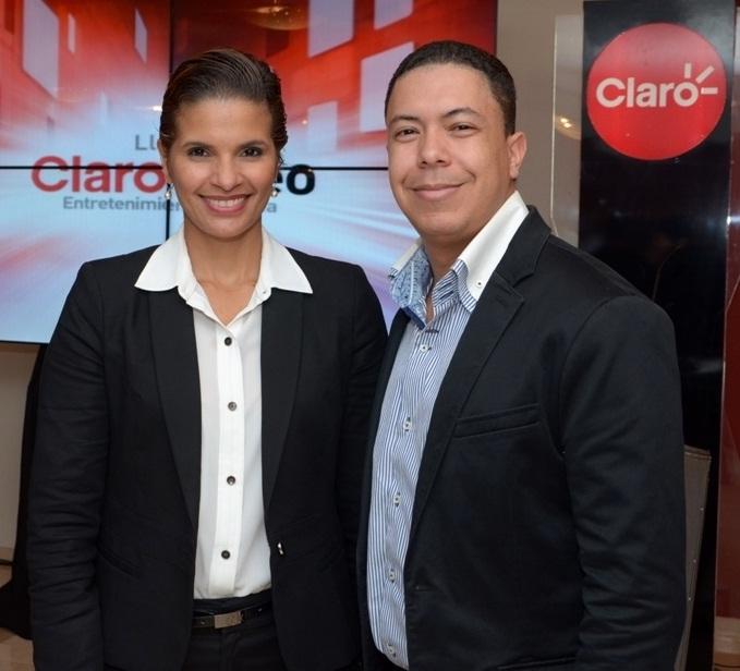 Jenny Abreu y Jose Peguero