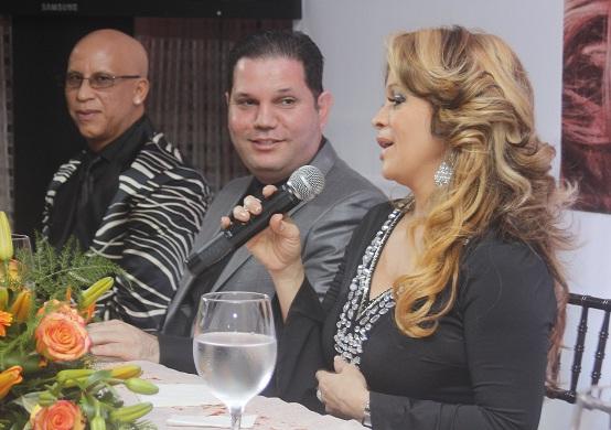 Ysrael Casado, Engelbert Landolfi, Miriam Cruz