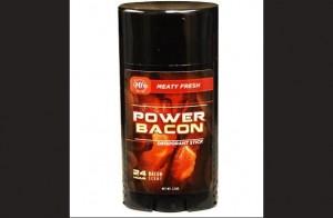 desodorante bacon
