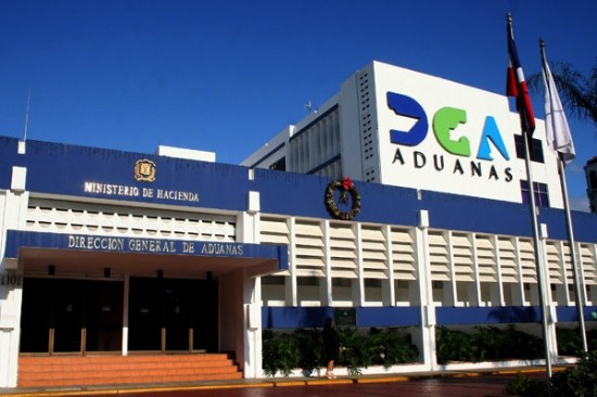 director general de Aduanas rd