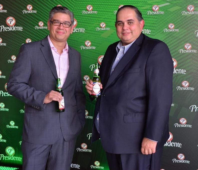 Alex Pinto y Eduardo Martinez