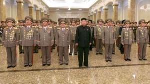 Kim Jong-un corea norte
