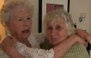 ancianas viejas gemelas