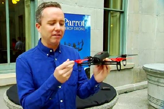 parrot bep drone