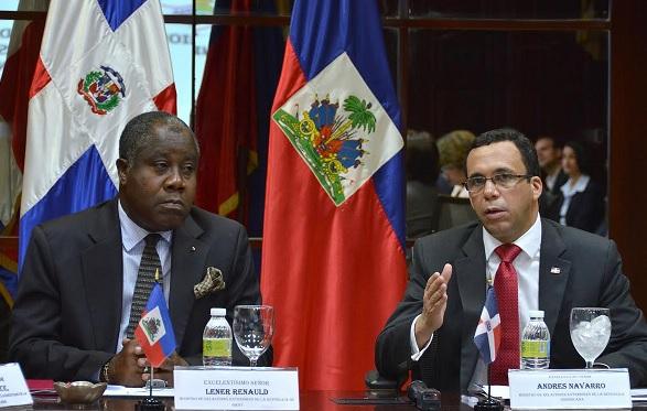 Dialogo RD Haiti