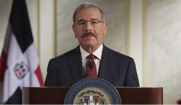 Danilo Medina presidente