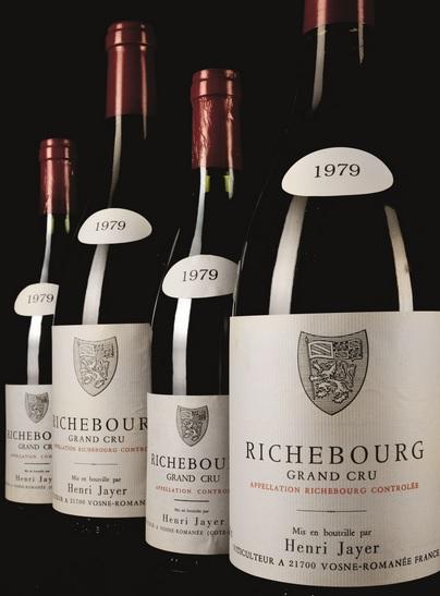 Richebourg Grand Cru