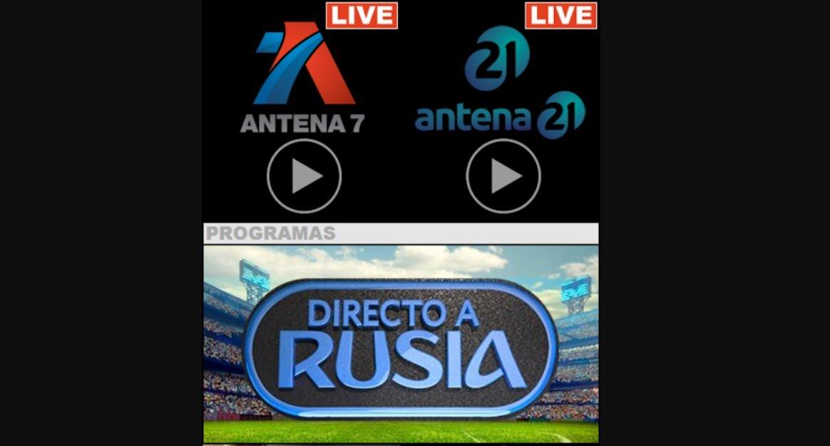 Transmision Mundial De Futbol Rusia 2018 Por Internet Gratis